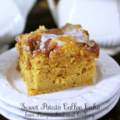 Sweet Potato Cinnamon Cake Recipe | Yummly
