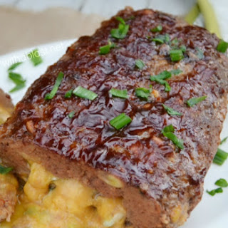 Potato Stuffed Meatloaf Recipes