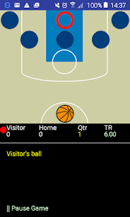 Fast Hoops - Free - screenshot