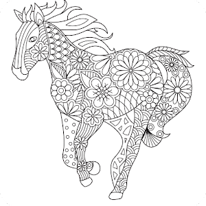 Game Coloring Book Animal Mandala APK For Windows Phone