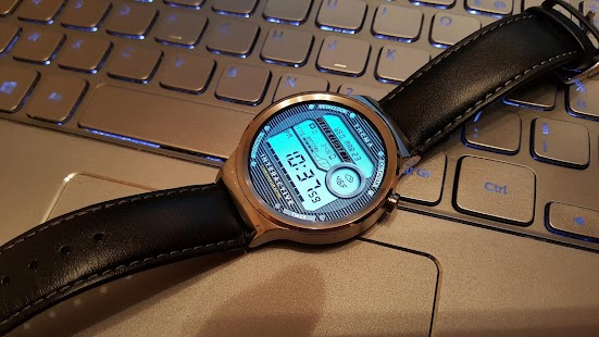 Chrono Watch Face- screenshot thumbnail