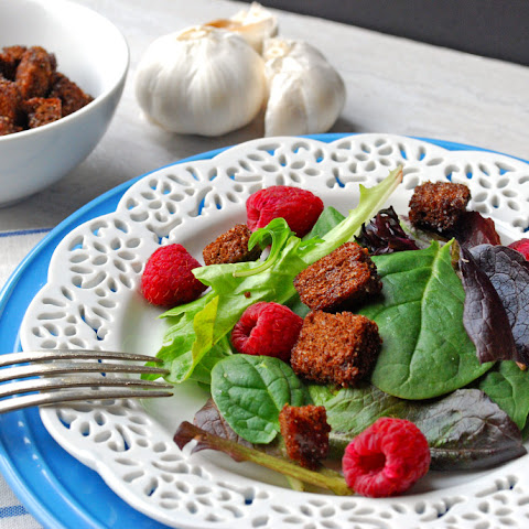 Ruby Tuesday Copycat Croutons