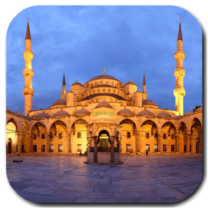 Blue Mosque Video Wallpaper