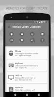 Screenshot of Mouse & Keyboard Remote