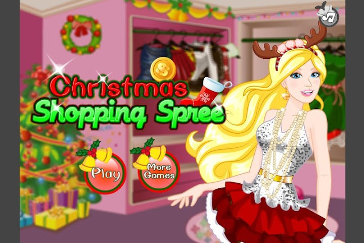 android Christmas Shopping Spree Screenshot 0