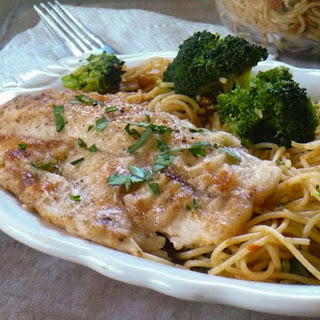 Tilapia White Sauce Recipes