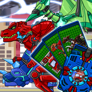 Transform Dino Robot - General Mobilization For PC (Windows & MAC)