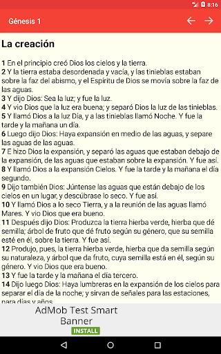 Santa Biblia Gratis screenshot 18
