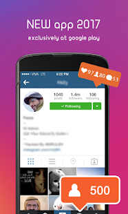 APK App Get Followers for Insta+ Prank for iOS