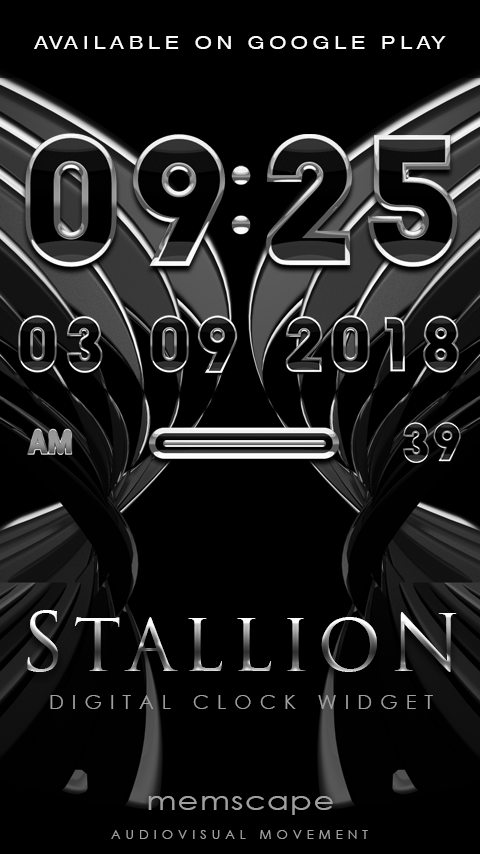 STALLION Next Launcher Theme Screenshot 5
