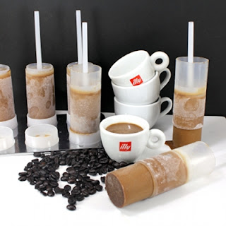 Coffee & Kahlua Popsicles