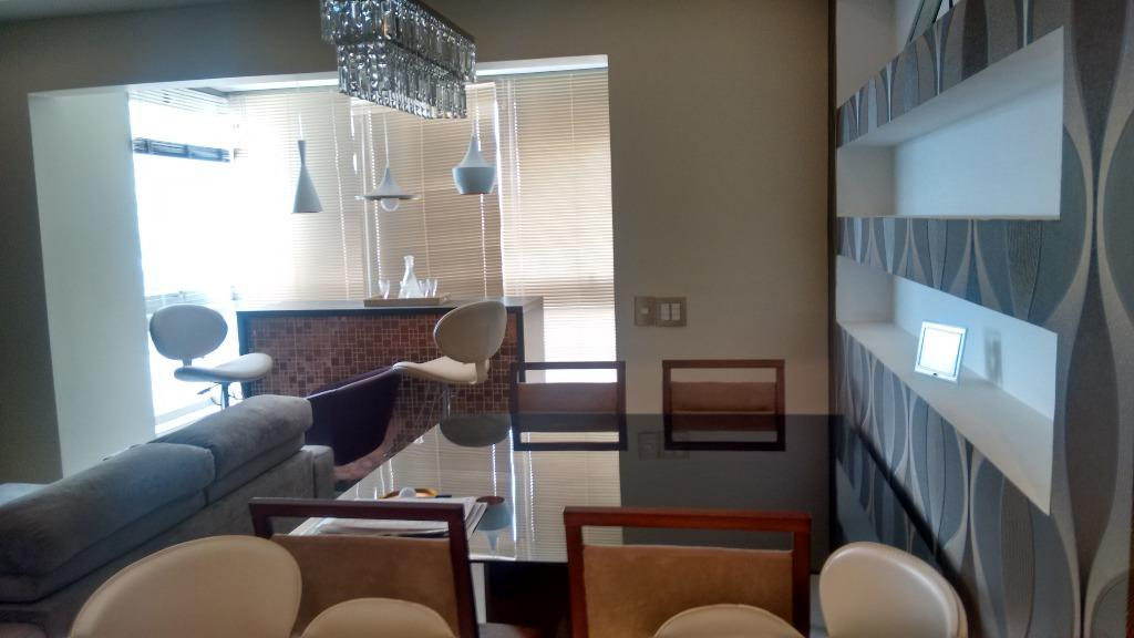 Apartamento à venda, 94 m² por R$ 580.000,00 - Santa Maria - Uberaba/MG