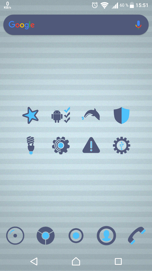 Amons - Icon Pack Screenshot 3