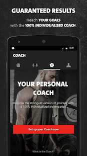 Freeletics Gym APK for Bluestacks