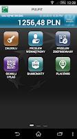 Screenshot of BGZ BNP Paribas Mobile Pl@net