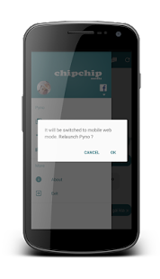 App Pyno - Facebook Chat History APK for Windows Phone