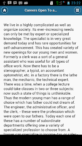 android Essays-Jsc To Hsc Student Screenshot 2