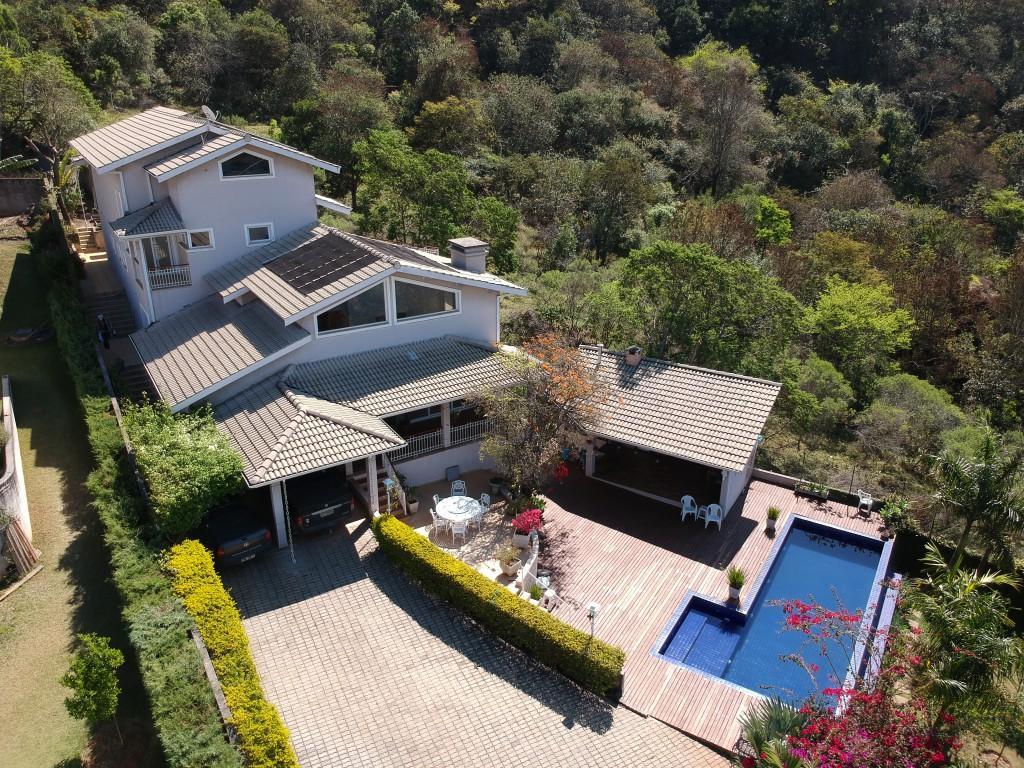 Casa com vista fantástica no Portal dos Nobres - Atibaia - SP