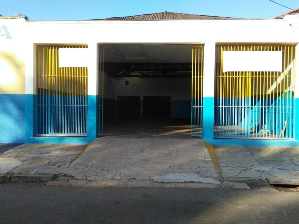 Salão, 250 m² - venda ou aluguel - Vila Arens II - Jundiaí/SP