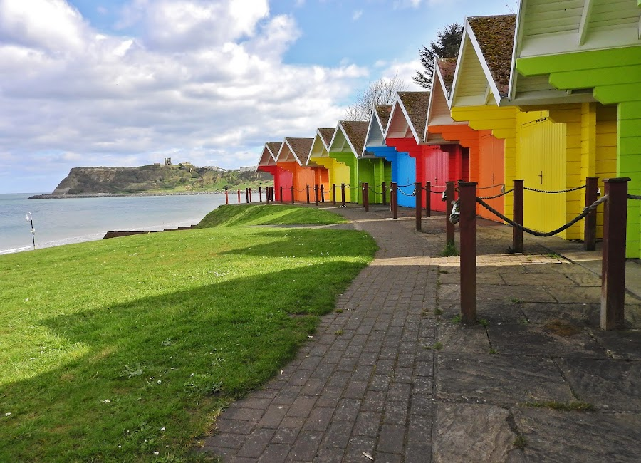 by Eloise Rawling - Buildings & Architecture Other Exteriors ( colourful, beach huts,  )