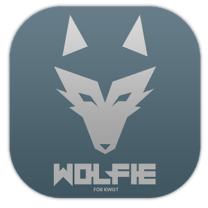 Wolfie for KWGT For PC