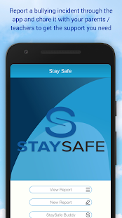 Stay Safe Bully App