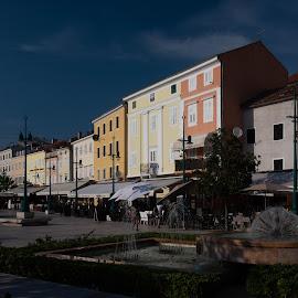 by Dušan Gajšek - City,  Street & Park  Vistas
