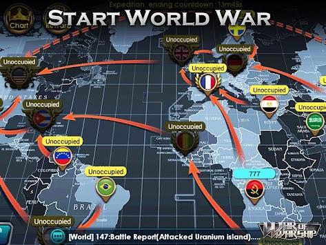 World of Warship:Pacific War apk screenshot
