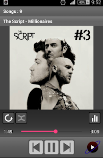 Music Player Pro- screenshot thumbnail
