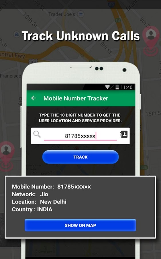 mobile number tracker pro