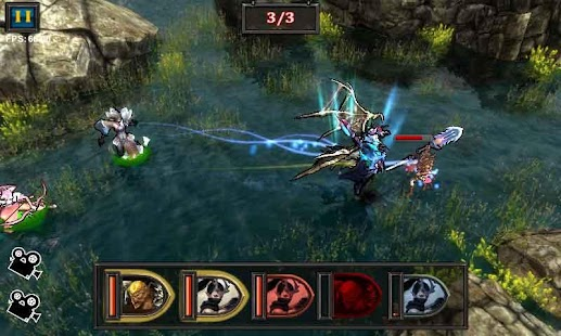Legend Asura - screenshot