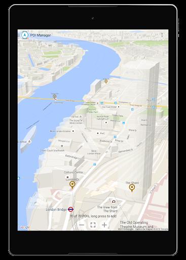 Rambler GPX Navigation Pro - screenshot