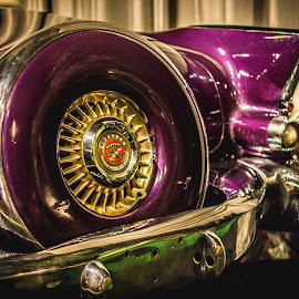 by Jackie Eatinger - Transportation Automobiles ( memphis, tennessee, graceland )