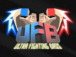 Screenshot of UFB - Ultra Fighting Bros