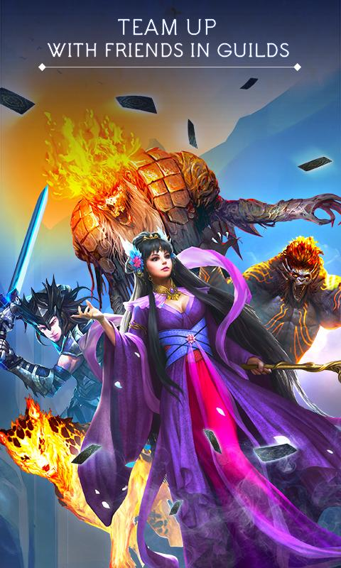 Deckstorm: Duel of Guardians Screenshot 3