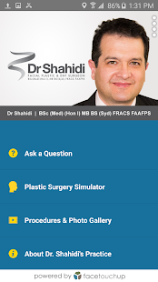 Plastic Surgery in Sydney - screenshot