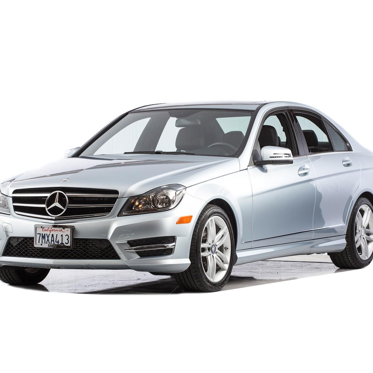 Mercedes Benz C Class In San Francisco Drive Local Shift
