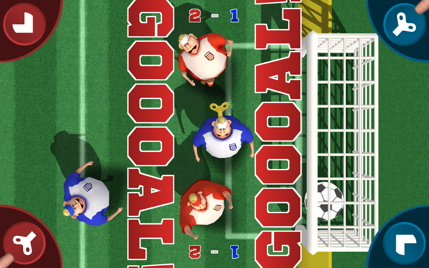 Soccer Sumos - Party game! Screenshot 9