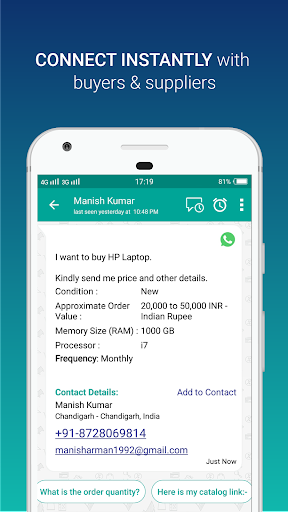 IndiaMART: Search Products, Buy, Sell & Trade screenshot 8