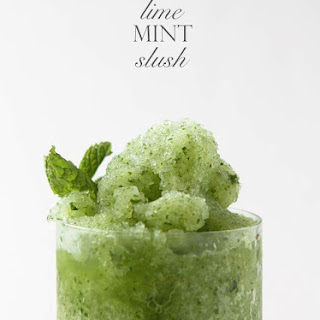 Lime Mint Slush