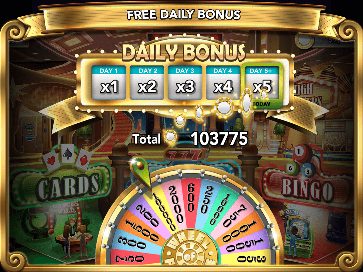 GSN Grand Casino - FREE Slots Screenshot 13