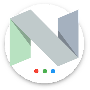 Pixel Nougat Cm 12.1 /13 theme APK Cracked Download