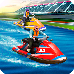 Speed Boat Jet Ski Racing PRO PC Download / Windows 7.8.10 / MAC