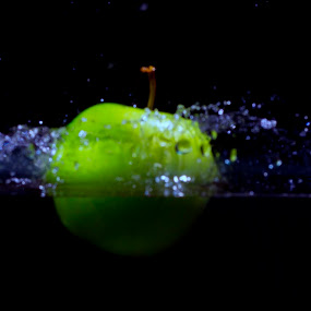 Apple by Cristian Jay Pareja - Food & Drink Fruits & Vegetables