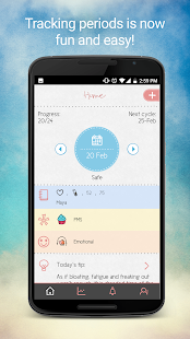 Download Maya - My Period Tracker APK for Laptop