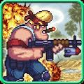 Game Metal Soldier-Brutal Gun Slug apk for kindle fire