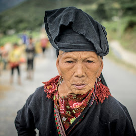 by Dung Pham - People Portraits of Women