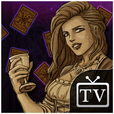 Evil Magic Finger TV Card Game