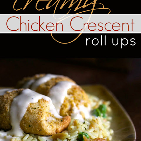 Easy Chicken Roll-ups