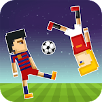Funny Soccer - 2 Player Games Icon